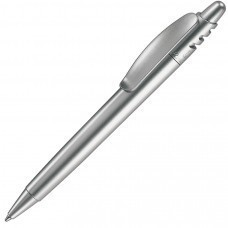 X-8 SAT, ручка шариковая, серебристый, пластик