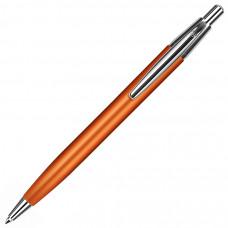 EPSILON, ручка шариковая, оранжевый/хром, металл