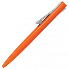 SAMURAI, ручка шариковая, оранжевый/серый, металл, пластик