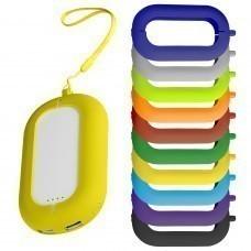 """Зарядное устройство """"Seashell-2"""" (6000 mAh),11,5х7х2,5см, пластик"""