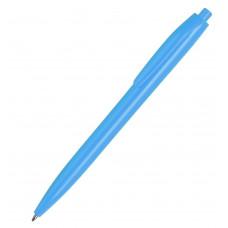 N6, ручка шариковая, голубой, пластик