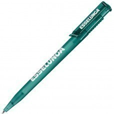 OCEAN FROST, ручка шариковая, фростированный зеленый, пластик