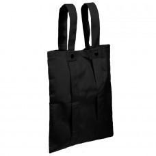 """Сумка-рюкзак """"Slider""""; черный; 36,7*40,8 см; материал нетканый 80г/м2"""