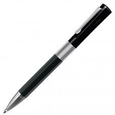ELEGANT, ручка шариковая, черный/хром, металл