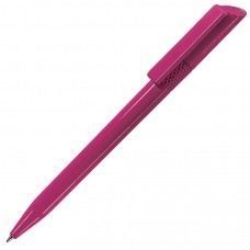 TWISTY, ручка шариковая, розовый, пластик