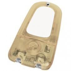 Подсветка для мобильного телефона на липучке с сигналом входящего вызова; желтый; 6,15х3х0,6 см; пла