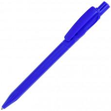 TWIN, ручка шариковая, синий, пластик