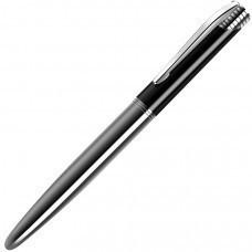 CARDINAL, ручка шариковая, черный/хром, металл