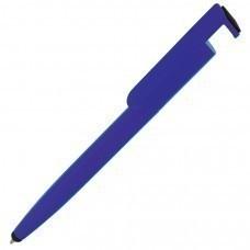 N3, ручка шариковая со стилусом, синий, пластик