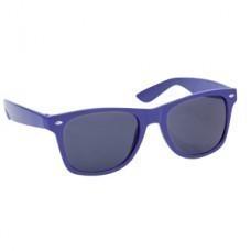 """Очки солнцезащитные """"Classic"""", UV 400; синий; пластик; тампопечать"""