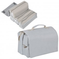 """Несессер для путешествий """"Handy""""; серый; 62х20 см; полиэстер"""
