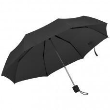 """Зонт складной """"Foldi"""", механический, черный"""
