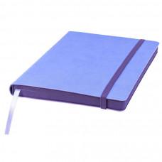 Ежедневник недатированный Shady, А5,  сиреневый, кремовый блок, фиолетовый обрез