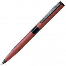 ARLEQUIN, ручка шариковая, красный/черный, металл