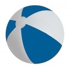 """Мяч надувной """"ЗЕБРА"""",  синий, 45 см, ПВХ"""