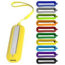 """Зарядное устройство """"Seashell-1"""" (2000 mAh),11х3,5х2,5см, пластик"""
