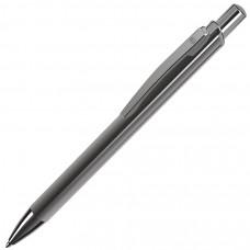 WORK, ручка шариковая, серебристый/хром, металл
