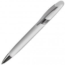 FORCE, ручка шариковая, серебристый/серебристый, металл