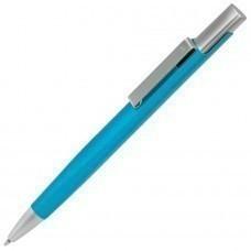 CODEX, ручка шариковая, бирюзовый, металл