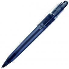 OTTO FROST, ручка шариковая, фростированный синий, пластик