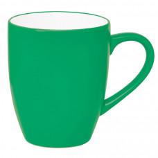 """Кружка """"Milar"""", зеленый, 300мл, фарфор"""