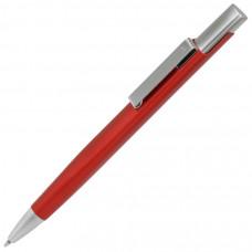 CODEX, ручка шариковая, красный, металл