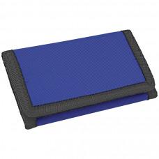 """Кошелек """"Smart""""; синий; 8х12,5х1 см; полиэстер; шелкография"""