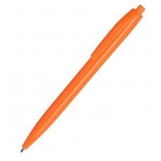 N6, ручка шариковая, оранжевый, пластик