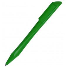 N7, ручка шариковая, зеленый, пластик