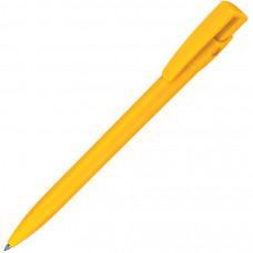 KIKI MT, ручка шариковая, желтый, пластик