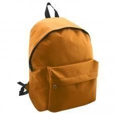 "Рюкзак ""Discovery""; оранжевый; 29х39х12 см; полиэстер; шелкография"