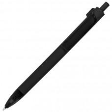 FORTE SOFT, ручка шариковая,черный, пластик, покрытие soft