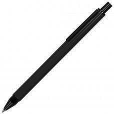 IMPRESS, ручка шариковая, черный, металл