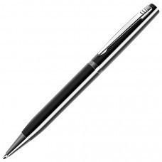 ELITE, ручка шариковая, чёрный/хром, металл