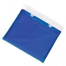 """Дождевик """"AntiRain""""; синий; универсальный размер (в сложенном виде 24х17,5 см.); ПВХ"""