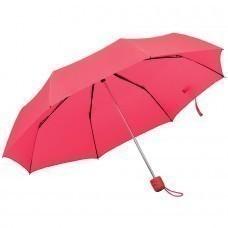 """Зонт складной """"Foldi"""", механический, красный"""