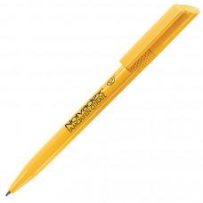 TWISTY, ручка шариковая, желтый, пластик