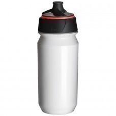 """Бутылка для воды """"Turn me"""", пластиковая, 500 мл., крышка с поворотным механизмом, красный"""