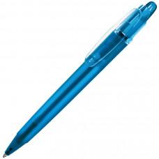 OTTO FROST, ручка шариковая, фростированный голубой, пластик