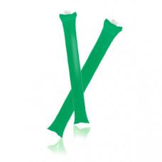 """Палки-стучалки надувные """"Оле-Оле"""" ; зеленый; 60х10 см., ПВХ;"""