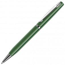 ELITE, ручка шариковая, зелёный/хром, металл