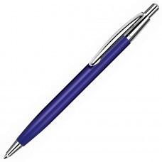 EPSILON, ручка шариковая, темно-синий/хром, металл