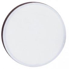 Магнит; белый; D=5,5 см.;
