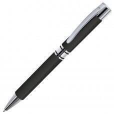 CITRUS, ручка шариковая, черный/хром, металл
