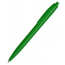 N6, ручка шариковая, зеленый, пластик