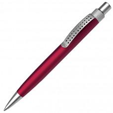 SUMO, ручка шариковая, красный/серебристый, металл