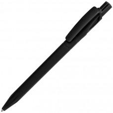 TWIN, ручка шариковая, черный, пластик