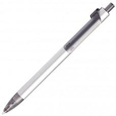 PIANO, ручка шариковая, серебристый/черный, металл/пластик