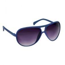 """Очки солнцезащитные """"Floid"""", UV 400; синий; пластик; тампопечать"""