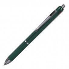 MULTILINE, ручка шариковая, зеленый/хром, металл